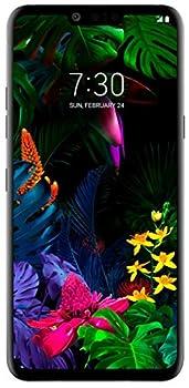 LG G8 ThinQ 128GB Smartphone GSM+CDMA Factory Unlocked All Carriers  ATT Verizon Sprint and Tmobile  - Black  US Warranty
