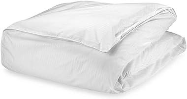 Claritin Ultimate Allergen Barrier Comforter Protector Zip Off Duvet Cover, Twin