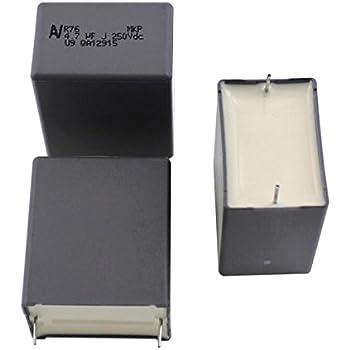 3,3/µF 400V DC ; 27,5mm ; R75MR4330AA30J ; 3,3uF 5x MKP-Condensador rad