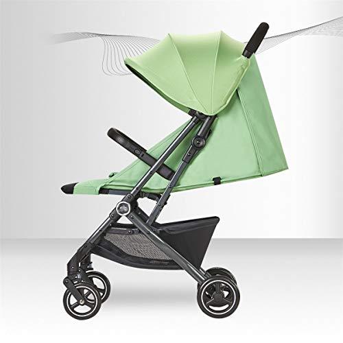Lz Goede jongen kinderwagen licht paraplu auto kan zitten liggend opvouwbare draagbare kinderwagen baby kinderwagen