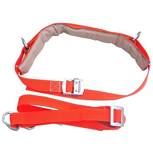 WZQ Sicherheitsgurt, Sicherheitsgurte Baumkletterausrüstung,Baumschnitt Installation Treppen Klettersicherheitsvorrichtungen