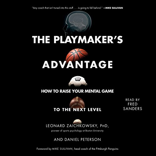 The Playmaker's Advantage audiobook cover art