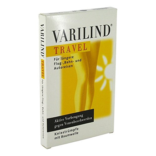 VARILIND Travel 180den AD M BW anthrazit 2 St