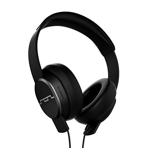 SOL Republic Master Tracks OverEar-Kopfhörer mit X3 Sound-Engine (tauschbares Headband) Gunmetal Schwarz