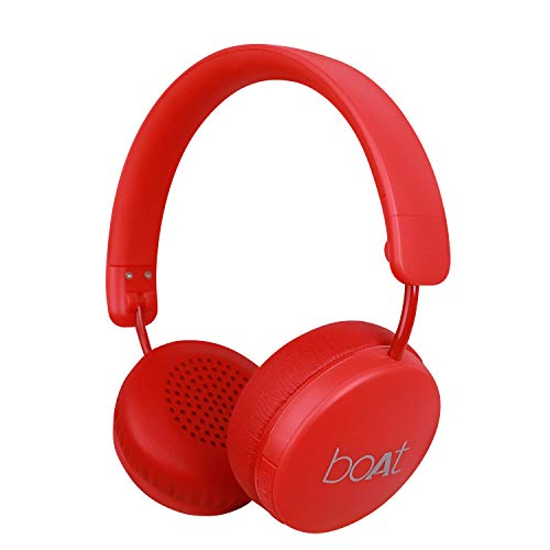boAt Rockerz 440 Wireless Bluetooth Headset with...