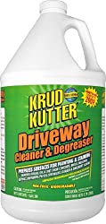 Krud Kutter DC01 Clear Driveway Cleaner and Degreaser