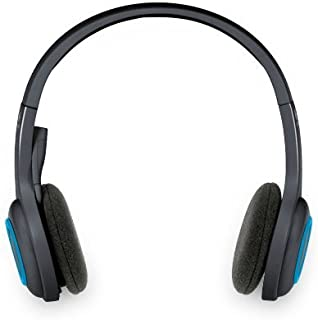 Logitech - H600 - Diadema Inalámbrica con Micrófono - Negro