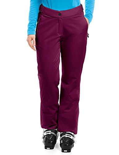 Maier Sports Damen Resi Light Skihose, Dark Purple, 38