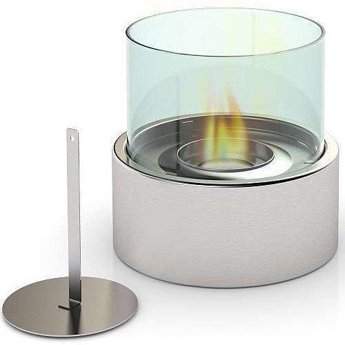 Chimenea Cristal Templado Chimenea Brasero quemador Bio Etanol bioetanol