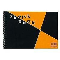 マルマン スケッチブック 図案印刷シリーズ B5(172×250mm) 並口画用紙 24枚 S140 2個セット