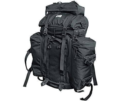 Mil-tec sac à dos de randonnée Noir Noir 100l
