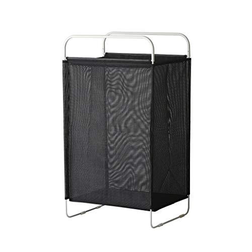 Schwarz Schmutzige Kleidung Korb Stehen Wäschekorb Hämmer Spielzeug Aufbewahrungsbox Falten Wäscherei Organizer Bins