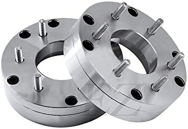 EZAccessory 2 Wheel Adapter 5x4 5 to 6x5 5 5x114 3 to 6x139 7 Thickness 2 inch product image