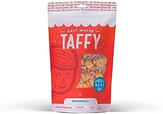 Taffy Shop Creamsicle Salt Water Taffy - 1 LB Bag