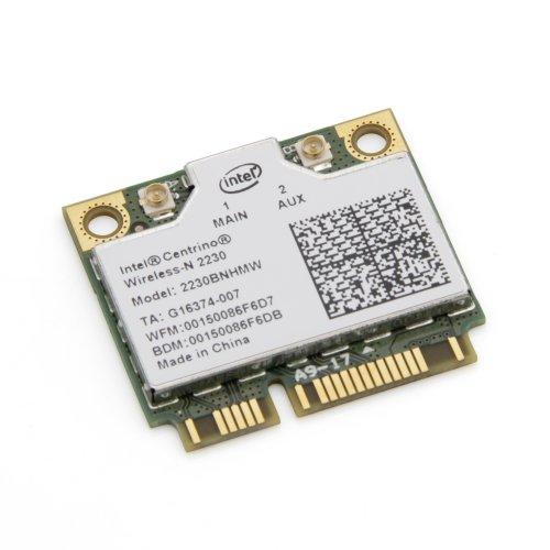 Intel 2230 2230bn_hmw Half Mini Pci-e Wireless Wlan WiFi Tarjeta Módulo Bluetooth 802.11 B G N