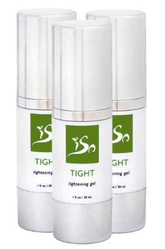 IsoSensuals Tight Vaginal Tightening Gel - 3 Bottles