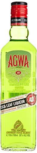 Agwa De Bolivia Coca Leaf Liqueur Likör (1 x 0.7 l)