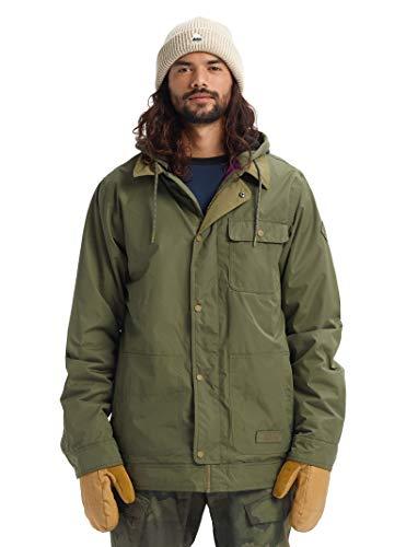 Burton Mens Dunmore Jacket, Keef, Large