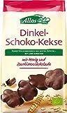 Allos Bio Dinkel-Schoko-Kekse (6 x 125 gr)