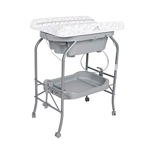 41OToX0hgAL - Kinbor Baby Changing Table Folding Diaper