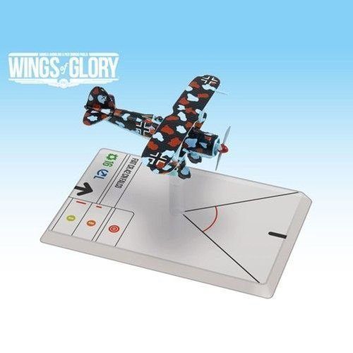 Ares Games Wings of Glory Erweiterung: greßler FIAT cr-42 Falco