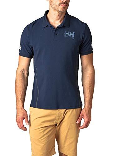 Helly Hansen HP Racing, Polo Uomo, 597 Navy, XL