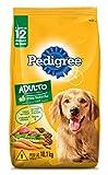 Ração Pedigree Carne e Vegetais Para Cães Adultos Raças Médias e Grandes 10,1 kg