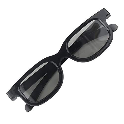 N / E Circular Polarización Pasiva Mujer Hombre Gafas de Película 3D Para Cines de TV 3D