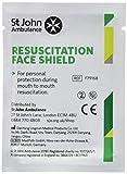 St John Ambulance - Protector facial para reanimación (10 unidades)