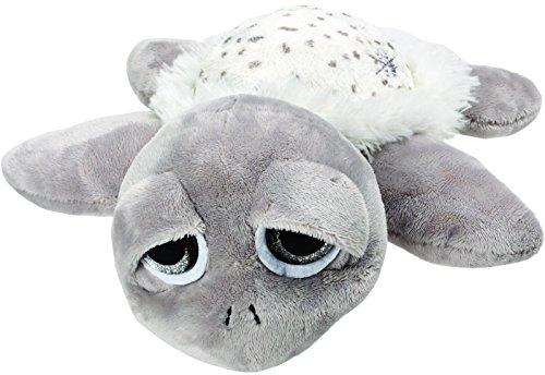 Li'l Peepers 14402 Flurry Schildkröte Plüschtier, 24 cm