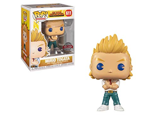 Funko Pop My Hero Academia Mirio Togata Exclusive