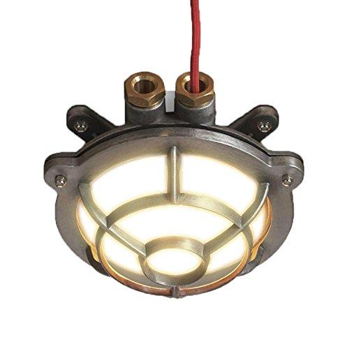 AMZH American Industrial Retro Restaurant LED Outdoor Badezimmer Explosionsgeschützte Wasserdichte Gas Herd Decke LAMP