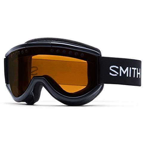 Smith Optics Cariboo OTG Snow Goggles Choice of Lens (Black/Clear)