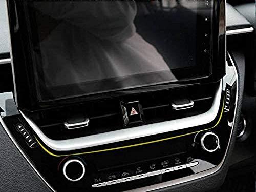 ARINKURIN トヨタ 新型カローラツーリング(Corolla touring) 210系(2019年10月~現行)/新型カローラスポーツ(Corolla sports) 210系(2018年6月~現行) エアコン 吹き出し口 フレーム ABS カバー