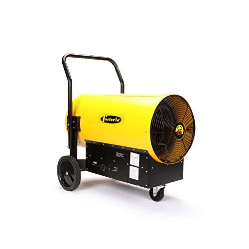 TPI Corporation FES4560-3 Heat Wave Portable Electric Salamander, 45kW, 600V
