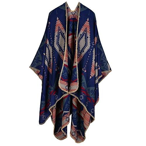 ahliwei Chales, bufandas, bufandas, bufandas, chale, velos y velos, mujeres imitando chales de Cachemira, toallas, chales de playa 1