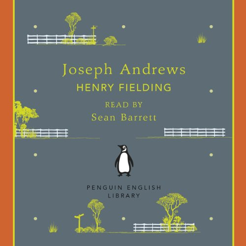 Joseph Andrews cover art