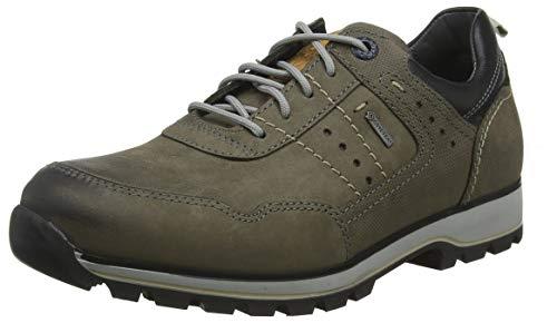 FRETZ men Walk, Zapatos de Cordones Derby para Hombre, Verde (Fango 21), 39 EU