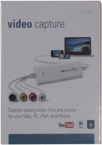 Elgato Video Capture - Digitize Video for Mac, PC or iPad (USB 2.0)