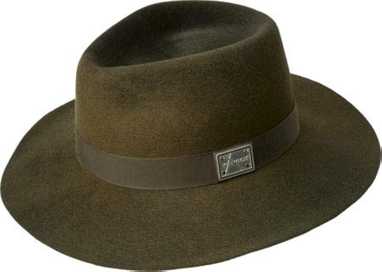 カンゴール ハット 帽子 メンズ Aged Barclay Trilby Hat Camo