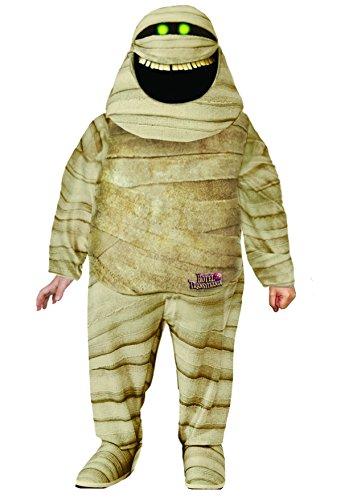 Ciao- Hotel Transylvania Costume Mummia Murray, Colore Bianco, 5-7 Anni, 11152.5-7