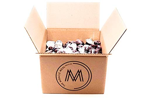 The Miracle Meal | 250 x 2 Boxes - 500 Pre-filled Communion Cups with 100% Grape Juice and wafer.…