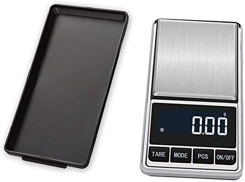 YANYUN Jewelry Leo Leo grams palm Libra 100/500 * 0 01 G Precision Scale Portable Electronic Pocket Scale,500gx0.01g
