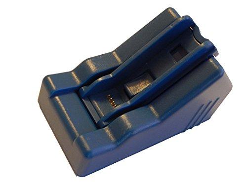 vhbw Chip Resetter für Drucker, Tintenpatronen wie Canon CLI-521, CLI-521C, CLI-521M, CLI-521Y, PGI-520, PGI-520BK