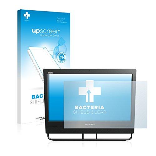 upscreen Protector Pantalla Compatible con Lenovo ThinkCentre M93z All-in-One Película Protectora Antibacteriana