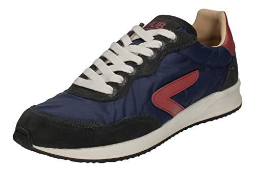 HUB FOOTWEAR - LINE S30 - navy gravel