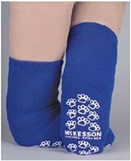 Slipper Sock Bariatric XW Extra Wide 2 Pack (Extra Wide XW)