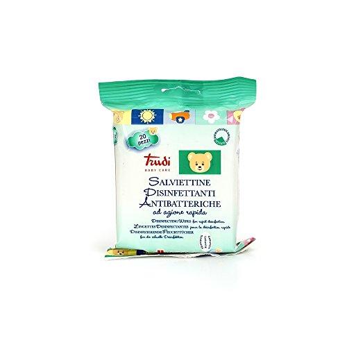 Trudi Baby Care Salviette Anti Batteriche - 30 g