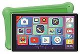 Lexibook piece MFC514DE Deluxe-10-Zoll-Tablet für Kids mit Lern-Apps Spielen Kindersicherung Schutzhülle-Android, Wi-Fi, Bluetooth, Google Play, YouTube, weiß/Grün -