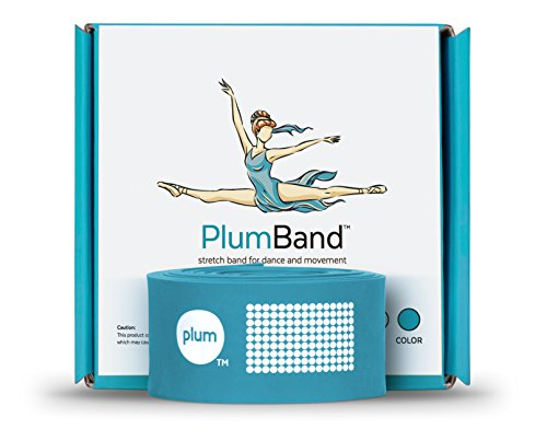 The PlumBand Stretch Band for Dance and Ballet